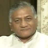 After attending Pak Day, VK Singh tweets on duty, disgust