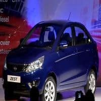 Tata Motors pegs 'strong' market share with sales of Zest