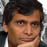 'Unusual' activities reported in train mishaps: Suresh Prabhu