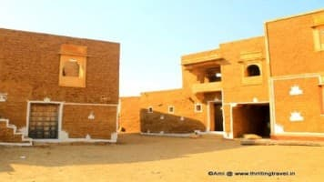 Travel Cafe - The Eerie Town of Kuldhara, Rajasthan