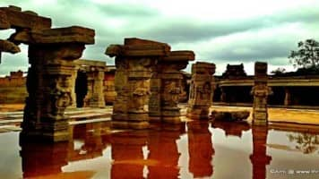 Travel Cafe - Lepakshi: A 16th century architectural wonder