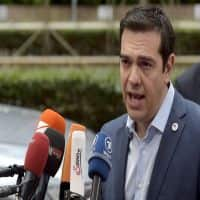 Greek government submits new austerity bill to Parliament