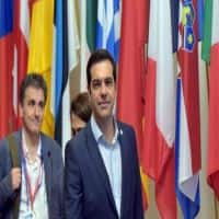 Greece and euro zone 'unanimously' reach deal