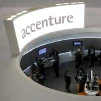 Accenture raises revenue forecast after strong second quarter