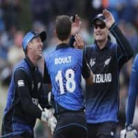 Boult wrecks havoc, Oz bowled out for lowest WC total