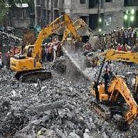Building collapse: Toll rises to 4; Delhi govt orders probe
