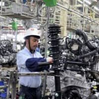 China industrial profit growth slows, signals fragile recovery