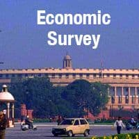 Economic Survey: Fiscal deficit target of 4.1% to be met in FY15