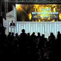 Unleashing India at Forbes India Entrepreneurship Summit
