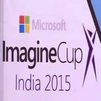 Here's a glimpse of Microsoft's Imagine Cup 2015 finals