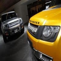 Tata Motors up 3% on March JLR sales in US, 17% exports growth