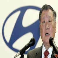 Hyundai Motor chairman gets 2% pay rise in 2014 at $5.2 mn