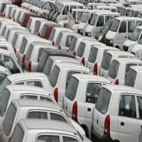 Maruti Suzuki sales jump 13% in April