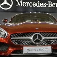 Mercedes launches sportscar AMG C43 priced at Rs 74.35 lakh