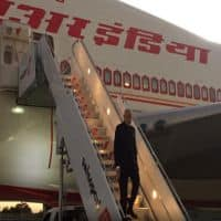 PM Modi leaves for Saudi Arabia after Nuclear Security Summit