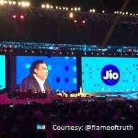 Reliance Jio soft-launches 4G telecom service at mega event