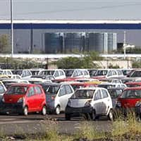 Guj labour dept declares strike at Tata Nano plant as illegal