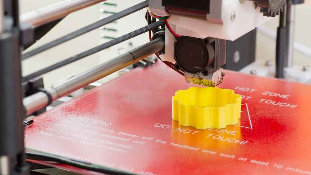 GE Step Ahead : How 3D-printing is changing the world