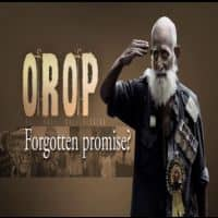 Veterans protests delaying the implementation of OROP: Srcs