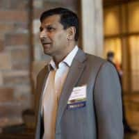 Raghuram Rajan conferred Central Banker Award by FT group's arm