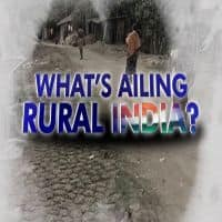 Here's what's ailing rural India