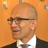 Citing Ghalib verse, Nadella asks entrepreneurs to be bold