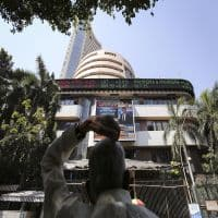Sensex, Nifty consolidate ahead of RBI policy; Tata Steel falls