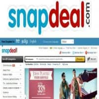Snapdeal to allow payment by credit, debit card on delivery