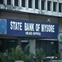 State Bank of Mysore posts Rs 20 cr loss in Q3