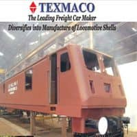 Expect Texmaco Rail to hit Rs 165 till Budget: Tater