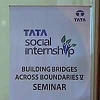 Tata Social Internship: Offers internship in CSR projects