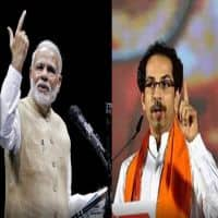 Note ban a 'nuclear bomb' strike on country:Shiv Sena targets PM