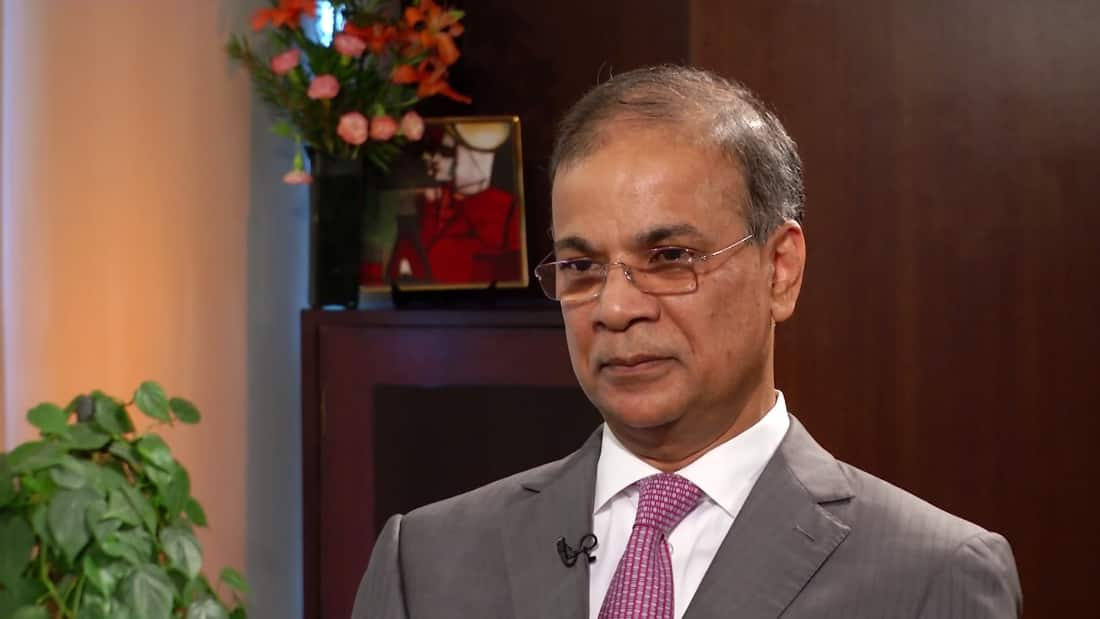 Muhammed Aziz Khan on Power sector in Bangladesh