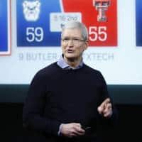 More challenges than cheer for Apple chief Tim Cook on Asia tour