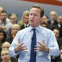 David Cameron says Tata Steel UK gets 'encouraging' offers