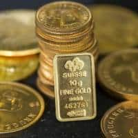 Gold eases ahead of BoE policy