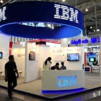 IBM's full-year earnings forecast greeted with scepticism