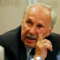 ECB's Ewald Nowotny says Europe not facing new banking crisis