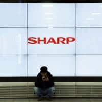 Sharp says to invest 57.4 billion yen in OLED business