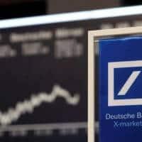 Finance leaders warn of risks amid Deutsche worries, pound rout