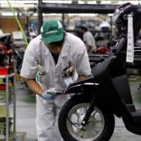 Japan flash Oct mfg PMI shows fastest expansion in 9 months