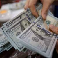 Dollar drifts off highs but Fed rate expectations underpin