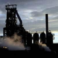 Tata Steel looking at reducing Port Talbot's capacity