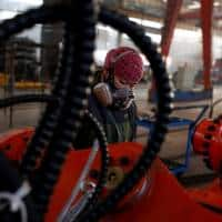 China Nov factory output, retail sales stronger than expected
