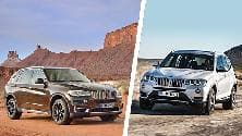 Petrol BMW X3 and X5 launched in India at Rs 54.90 lakh and Rs 73.50 lakh respectively