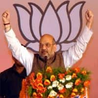 UP govt all failure; 'gundaraj, jungleraj' in state: Amit Shah