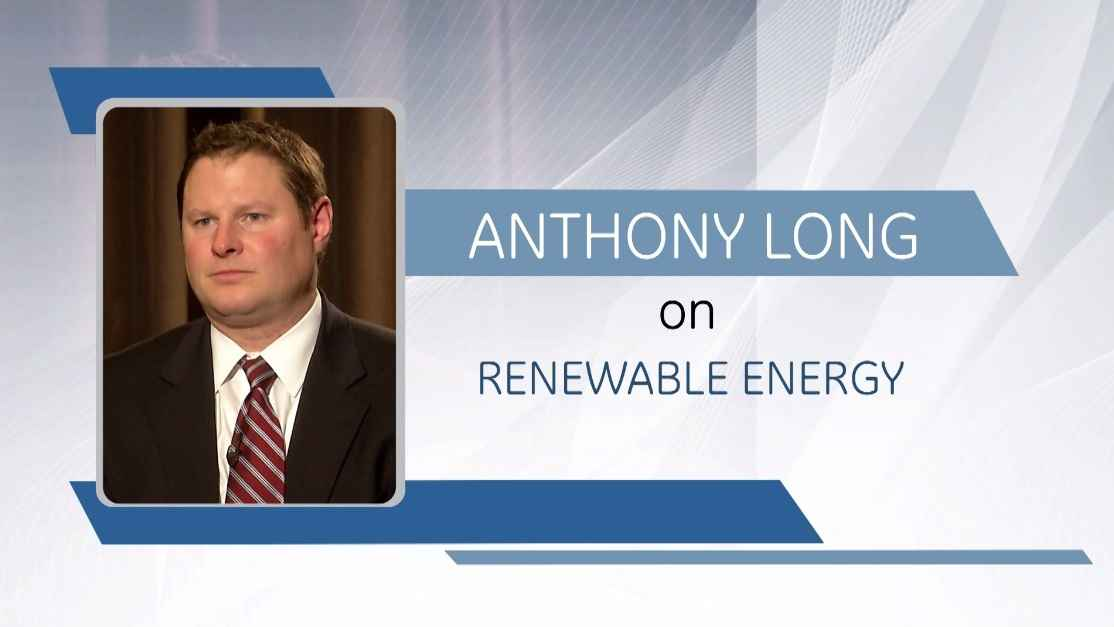 GE Step Ahead : Anthony Long on Renewable Energy