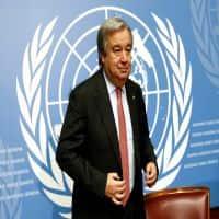 Portugal's Antonio Guterres tops 3rd poll for UN chief