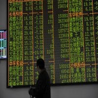 Asia shares track Wall Street higher, US dollar firm
