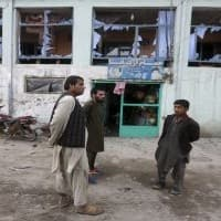 Taliban attack Afghan security office in Kabul with bomb